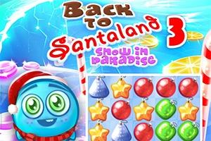 Back to Santaland: Snow in Paradise