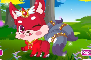Mystery Creature Dressup