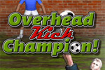 Overhead Kick Champion!