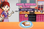 Sara's Cooking Class: Mini Pop Tarts