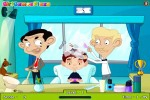 Trouble in Hair Saloon