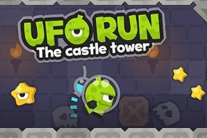 Ufo Run: The Castle Tower