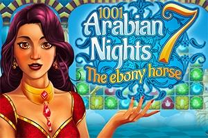 1001 Arabian Nights 7: The Ebony Horse