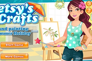 Betsy's Crafts: Summer Holiday Sand Painting