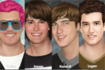 Big Time Rush Makeover