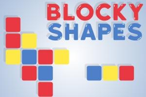 Blocky Shapes