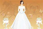 Butterfly Princess Bride Dress Up