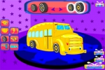 Design School Bus