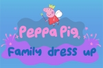 Peppa Pig: Family Dress Up