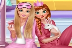 Princesses PJ Party