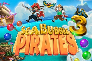 Sea Bubble Pirates 3