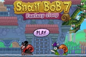 Snail Bob 7: Fantasy Story Mobile