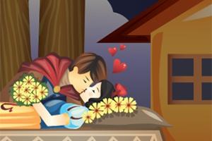 Snow White Kiss