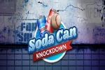 Soda Can Knockout