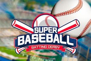 Super Baseball: Batting Derby