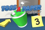 Toss a Paper Multiplayer